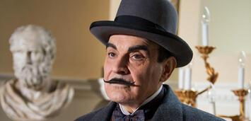 Bild zu:  Agatha Christies Kult-Ermittler Hercule Poirot