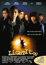 Light it up - Poster