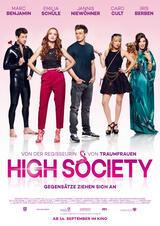 High Society - Poster