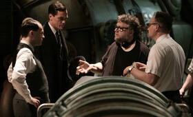 The Shape of Water mit Guillermo del Toro, Michael Shannon, Michael Stuhlbarg und David Hewlett - Bild 8