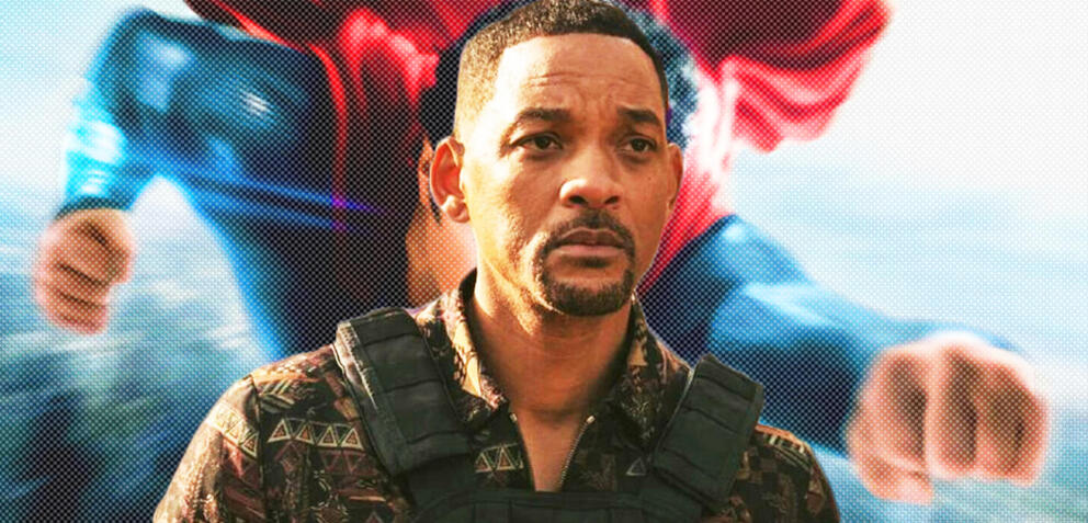 Will Smith hätte Superman spielen können