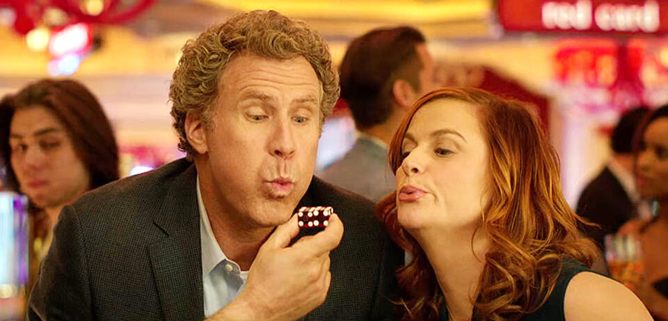 Will Ferrell und Amy Poehler in The House
