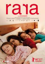 Rara - Meine Eltern sind irgendwie anders - Poster