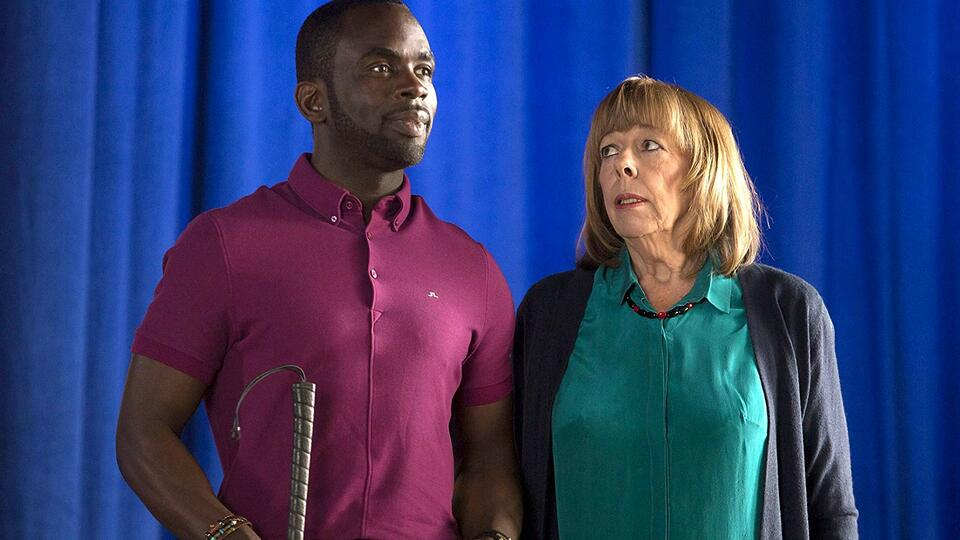 Big School, Big School - Staffel 1, Big School - Staffel 2 mit Frances de la Tour