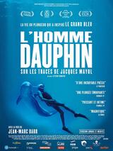 Jacques Mayol, Dolphin Man - Poster