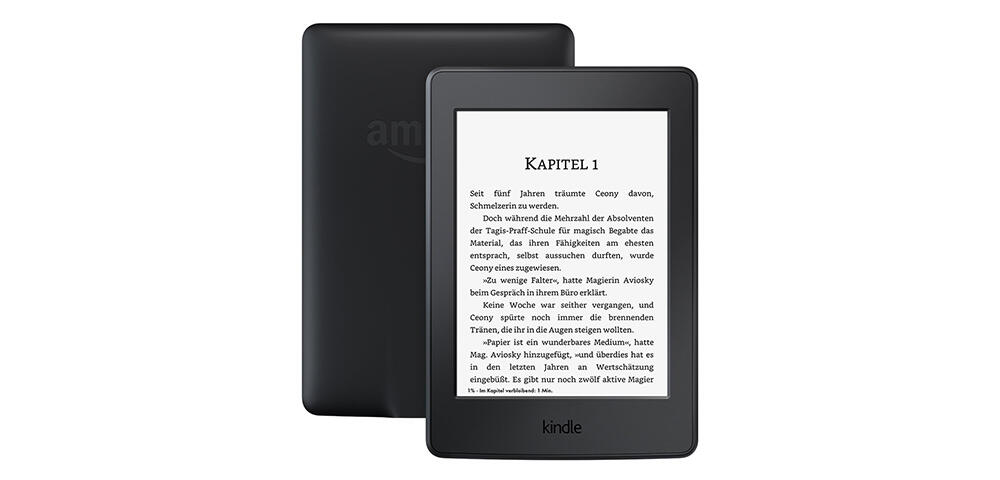 kindle paperwhite rabatt