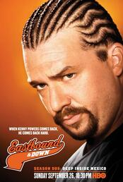 Eastbound & Down - Poster