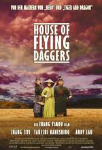 House of the Flying Daggers Poster