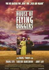 House of the Flying Daggers - Poster