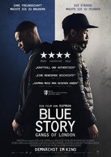 Blue Story - Gangs of London - Poster
