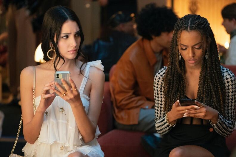 Gossip Girl, Gossip Girl - Staffel 1 mit Zion Moreno und Savannah Lee Smith