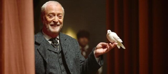 Michael Caine in Prestige