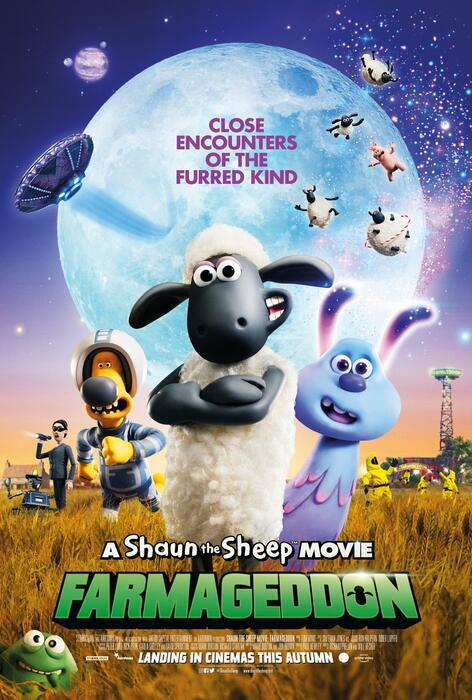 Shaun Das Schaf Der Film Trailer