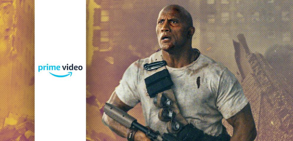 Bald auf Amazon Prime: Dwayne Johnson in Rampage