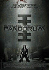 Pandorum - Poster