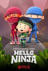 Hallo Ninja - Poster