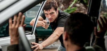 Bild zu:  Josh Hutcherson im Sumpf des Verbrechens