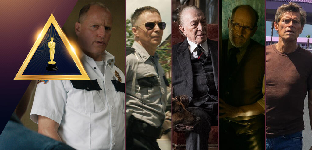 Die Kandidaten in der Kategorie Bester Nebendarsteller