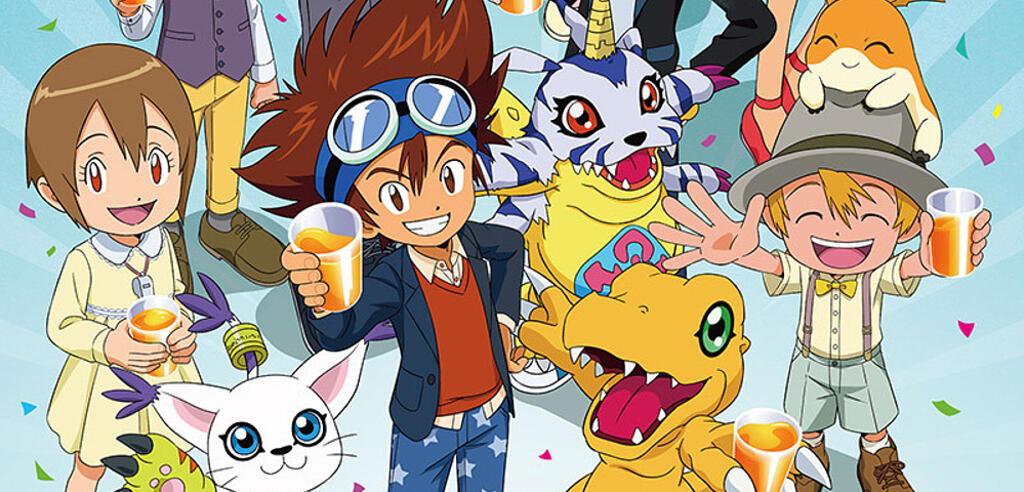 Digimon Serien Stream
