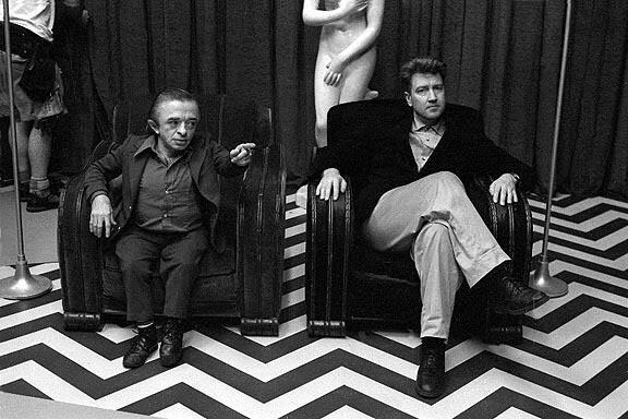 Twin Peaks mit David Lynch