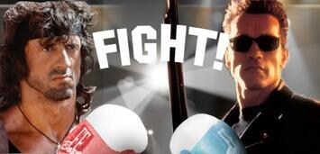 Bild zu:  Kampf der Titanen