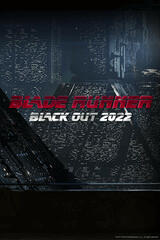 Blade Runner: Black Out 2022 - Poster