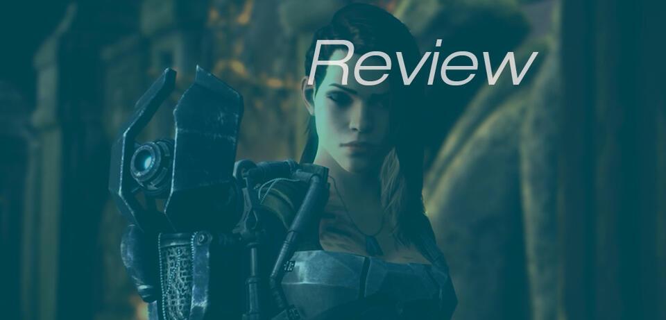 Review zu Bombshell