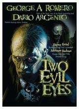 Two Evil Eyes - Poster