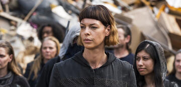 Jadis in The Walking Dead