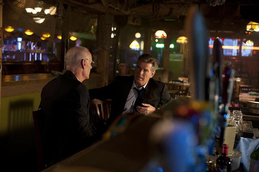 Bag of Bones mit Pierce Brosnan und Matt Frewer