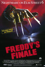 Freddys Finale - Nightmare on Elmstreet 6 Poster