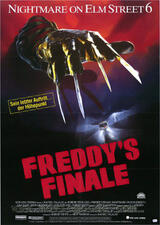 Freddys Finale - Nightmare on Elmstreet 6 - Poster