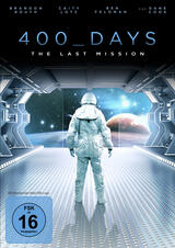 400 Days - The Last Mission - Poster