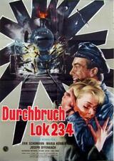 Durchbruch Lok 234 - Poster