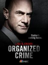Law & Order: Organized Crime - Poster