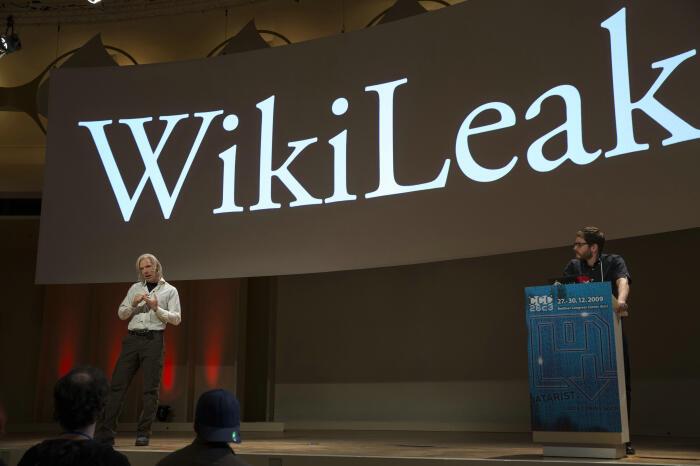Inside Wikileaks - Die fünfte Gewalt mit Benedict Cumberbatch