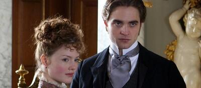Robert Pattinson in Bel Ami