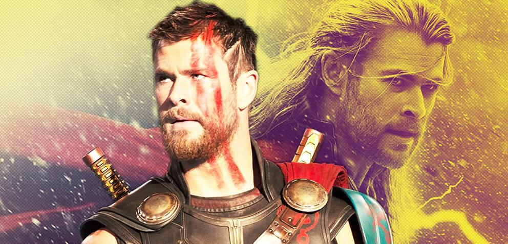 Schaut euch die Entwicklung von Thor im Video an!