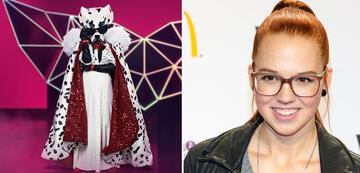 Stefanie Heinzmann ist der Dalmatiner