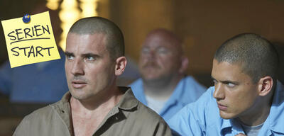 Prison Break mit Dominic Purcell und Wentworth Miller