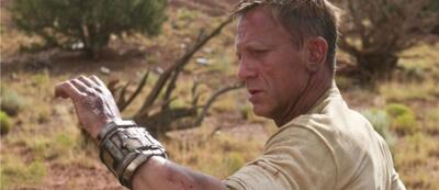 Mit Daniel Craig in der Prärie erwartet dich eine Menge Action