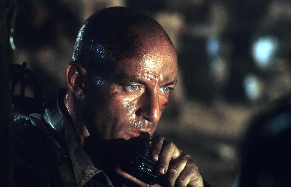 Black Hawk Down mit Jason Isaacs