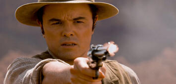 Bild zu:  Albert (Seth MacFarlane / A Million Ways to Die in the West)