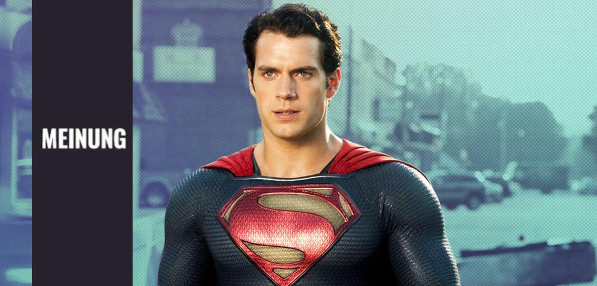 Neuer Superman-Film ohne Henry Cavill ist eine tolle Chance für DC - aber nur unter einer Bedingung