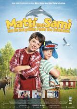 Matti und Sami und die drei größten Fehler des Universums - Poster