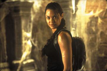Mit Tomb Raider gelang Angelina Jolie 2001 der internationale Durchbruch