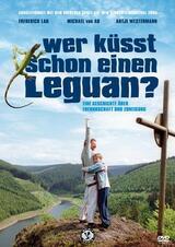 Wer küsst schon einen Leguan? - Poster