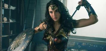 Bild zu:  Gal Gadot in Wonder Woman