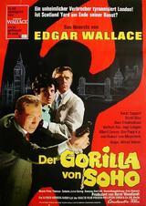 Der Gorilla von Soho - Poster