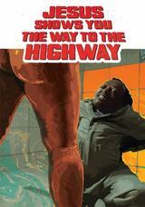 Jesus shows you the way to the Highway - Poster